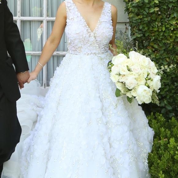 Jorge Manuel Dresses Wedding Dress Poshmark